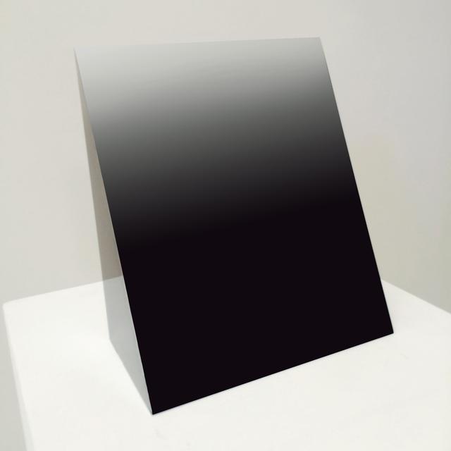 , 'Small Black Wedge,' , Peter Blake Gallery