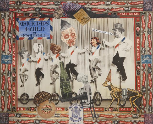 , 'New Vaudeville,' ca. 1920–1950, Fleisher/Ollman