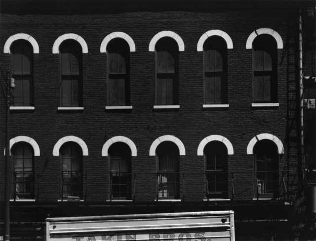 , 'Chicago Facade 7,' 1960, Etherton Gallery