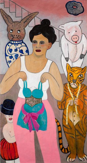 , 'The Wardrobe Mistress,' 2017, Russo Lee Gallery