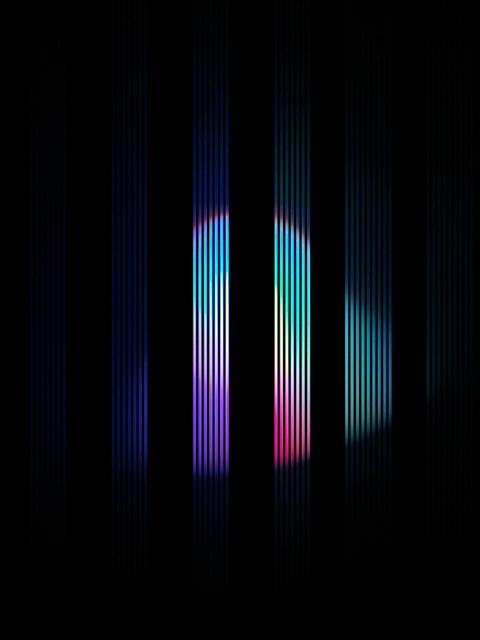 , 'Stripe(50Hz) 2015/05/16 13:19:55 aoba-ku,' 2014-2020, KANA KAWANISHI GALLERY