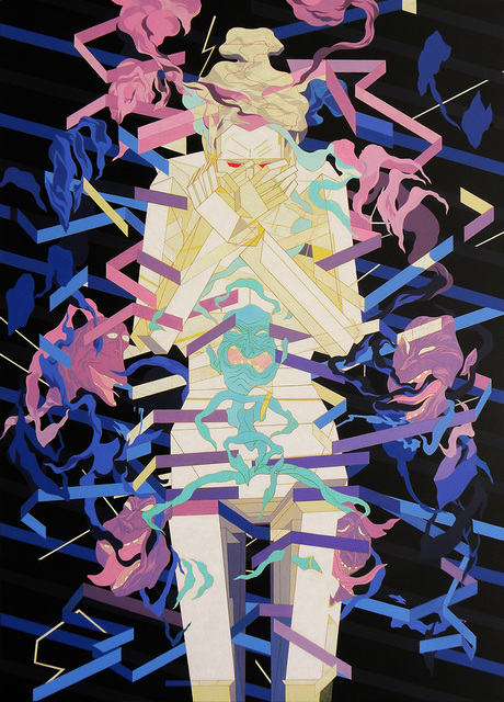 , 'Dirty Dreams,' , Corey Helford Gallery