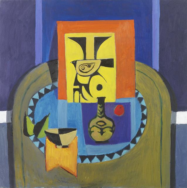 , 'The Yellow Bird,' 2017, John Martin Gallery