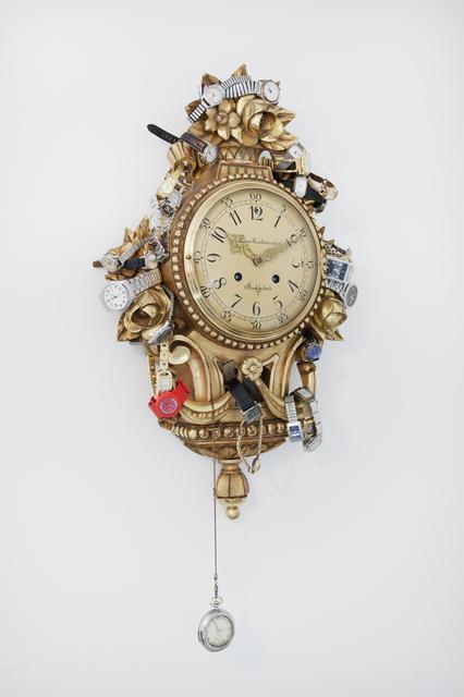 , 'Tid II,' 2015, Galleri Magnus Karlsson
