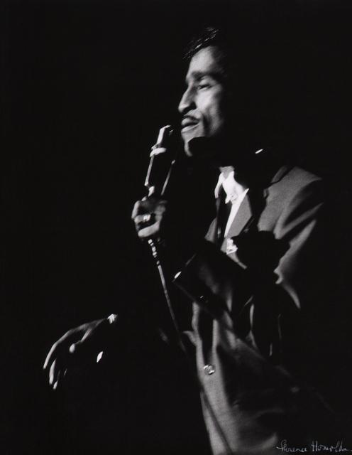 , 'Sammy Davis, Jr.,' ca. 1960, Keith de Lellis Gallery