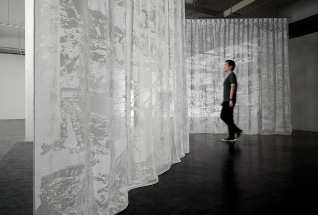 Yoo La Shin, 'Veil Ⅰ', 2017, Loop Alternative Space