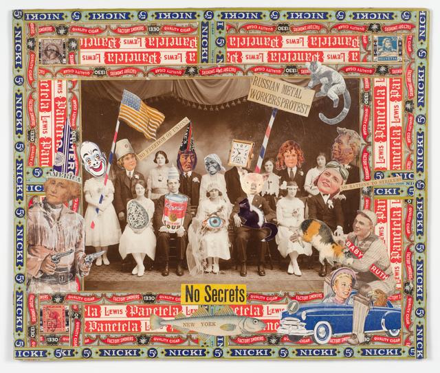 , 'No Secrets,' 1920-1950, Fleisher/Ollman