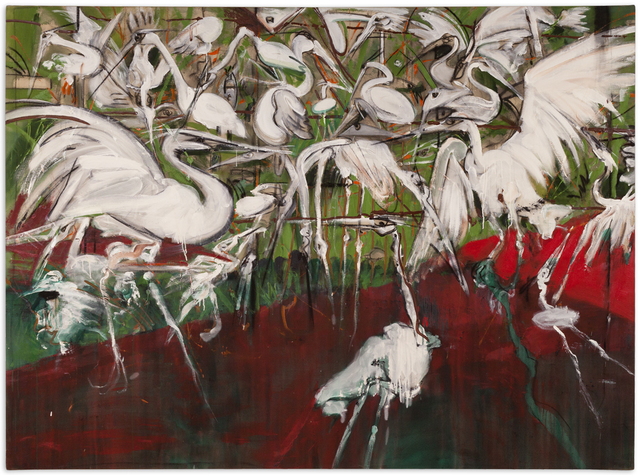 , 'The Heron Ballet Company of Canada ,' 1990, Christopher Cutts Gallery