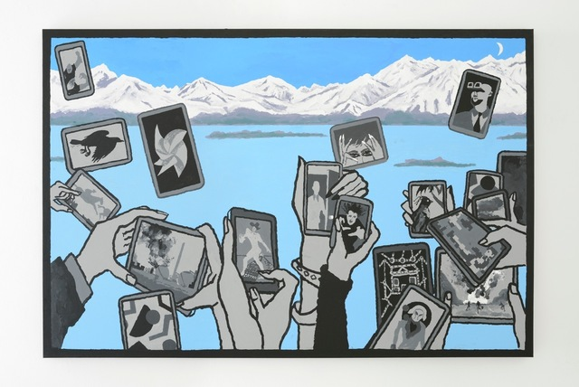 , 'Otherwise Engaged,' 2014, Gazelli Art House