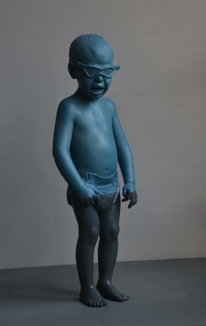 Willy Verginer, 'Acqua Alta Figure 2', 2019, Galerie LeRoyer