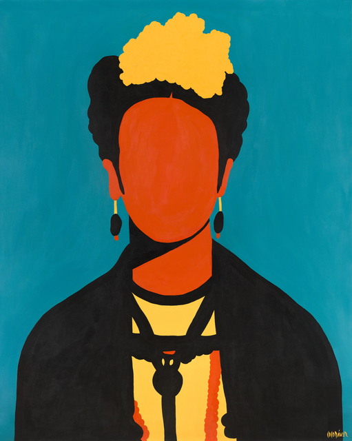 , 'Frida,' 2019, Maddox Gallery
