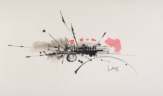 Georges Mathieu, 'Untitled', 1959, Il Ponte