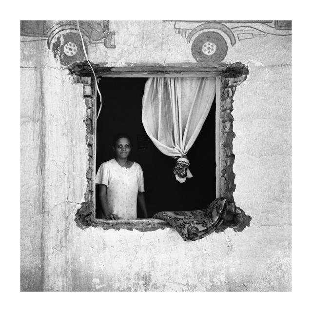 , 'Housewife, Baghdad,' 2003, Galerie Julian Sander