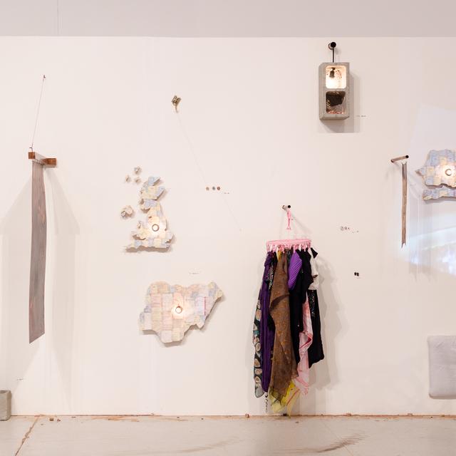 , 'Transição de Fase: Mariam Malaka,' 2015, Baró Galeria