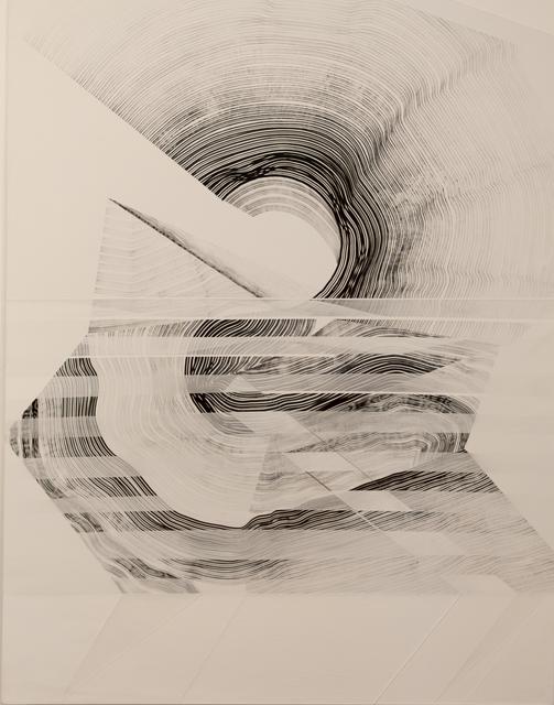 , 'White Fading- - Geometrie Concentriche,' 2017, MAGMA gallery