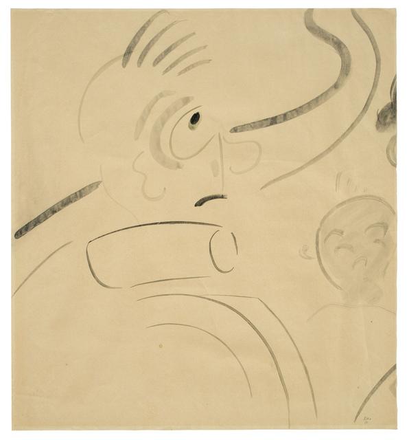 , 'Ohne Titel,' 1966, Suzanne Tarasieve