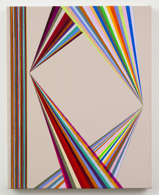 , 'Happy For Her,' 2015, Muriel Guépin Gallery