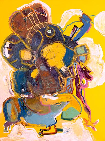 , 'NEFELIBATA #11,' 2016, Walter Wickiser Gallery
