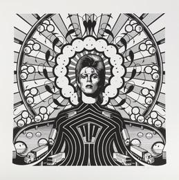 All Hail Sir David Of Bowie
