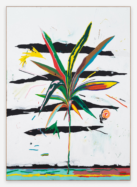 , 'Untitled,' 2015, David Kordansky Gallery