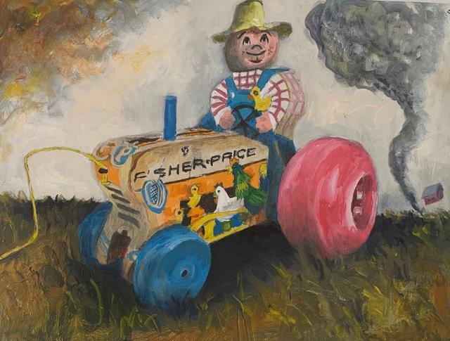 Ben Killen Rosenberg, 'The Farmer', 2020, The Secret Gallery