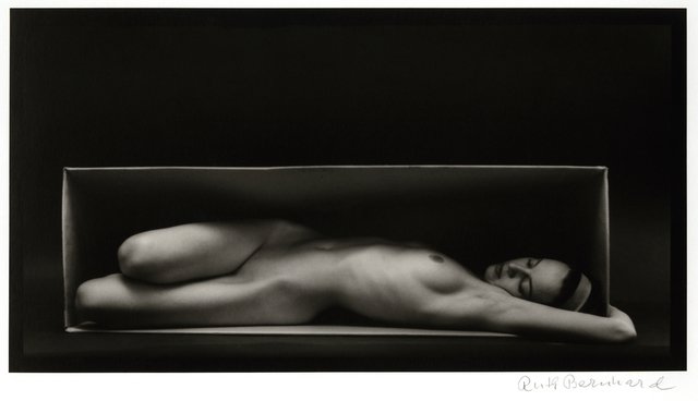 Ruth Bernhard, 'In The Box, Horizontal', 1962, Susan Spiritus Gallery