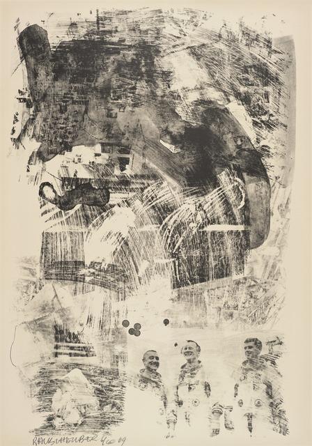 Robert Rauschenberg, 'Brake (Stoned Moon)', 1969, San Francisco Museum of Modern Art (SFMOMA)