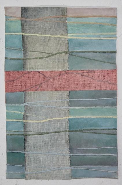 , 'Orange Insert,' 2019, Carter Burden Gallery