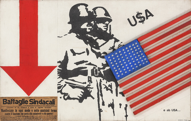 , 'Usa e Abusa (Uses and Abuses),' 1966, Walker Art Center