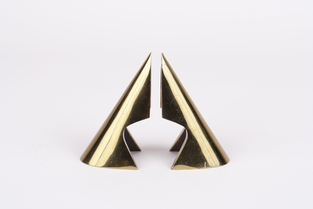 , 'Brass Bookends,' 1950s, Patrick Parrish Gallery