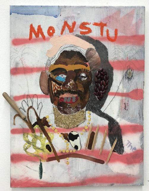 , 'Monstu,' 2019, Superposition
