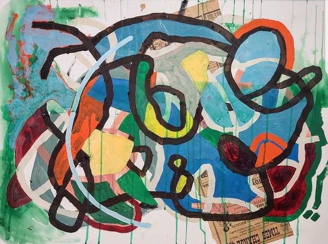 , 'Change Times,' 2018, SHIM Art Network