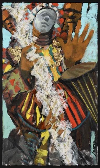 , 'Spirit Figure,' 2017, Adelson Galleries