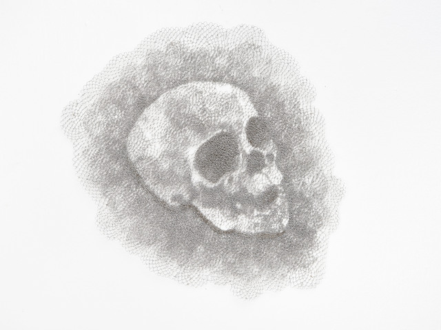 , 'Child Skull IV,' 2015, Goodman Gallery