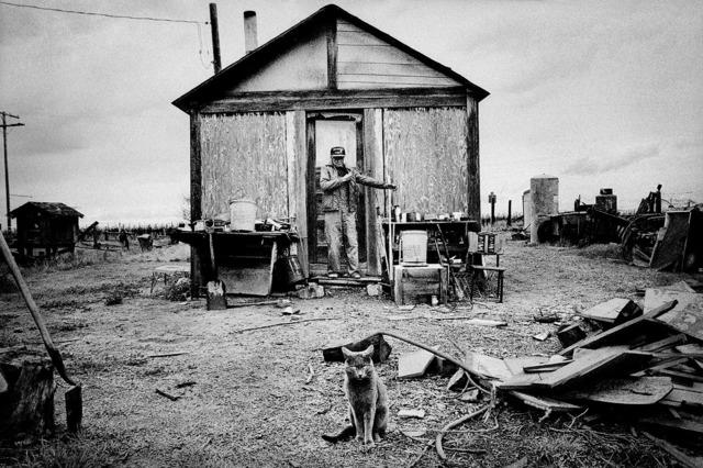 , 'Former cotton migrant at home. Teviston, California.,' 2001, Anastasia Photo