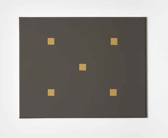 Kaveh Ossia, 'Untitled yellow squares', 2017, Alfa Gallery