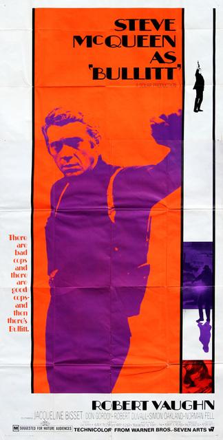 , 'Bullitt,' 1968, Fraenkel Gallery
