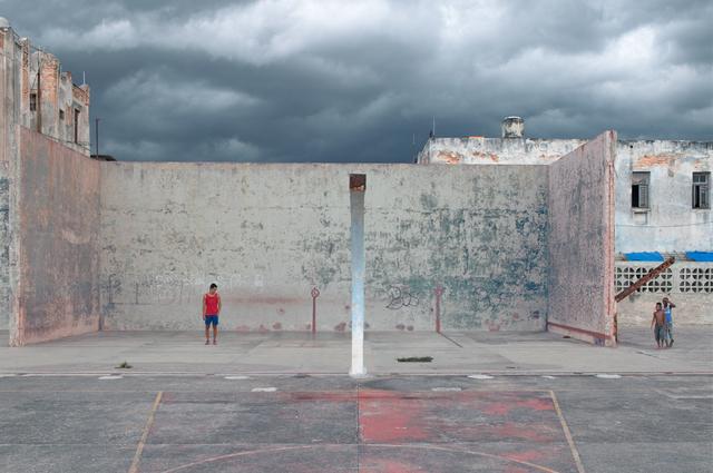 , 'Playground,' 2016, The Print Atelier