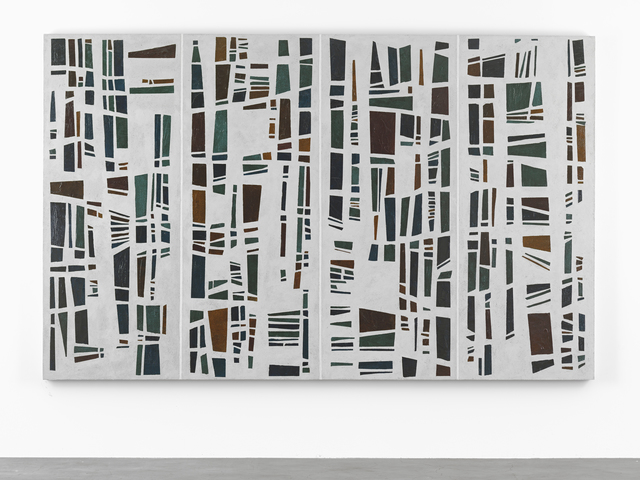 , 'Die prüde Prozession des verbrannten Instinkts eurer Träume,' 2012, Galerie Eva Presenhuber