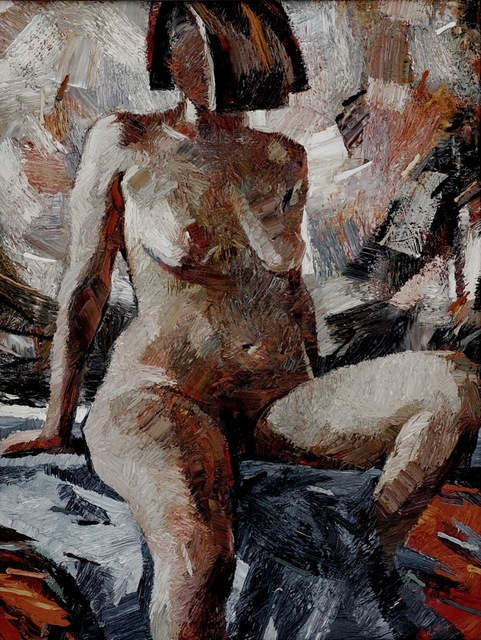 , 'Nude,' 2001, Art Of Stream