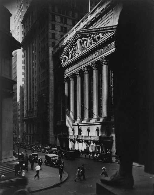 , 'Wall Street,' 1934-1936/1979, ClampArt