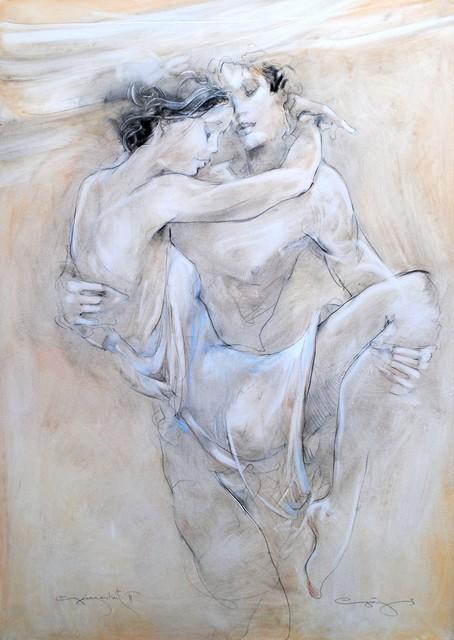 , 'Geborgenheit II,' 2015, Gallery K.A.G.
