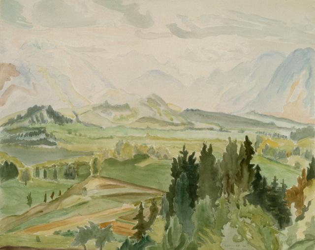 , 'Sommer in Kärnten,' 1941, Henze & Ketterer