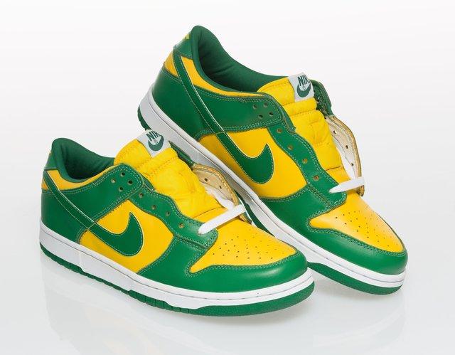Nike | Dunk Low (Pine Green) (c. 2001