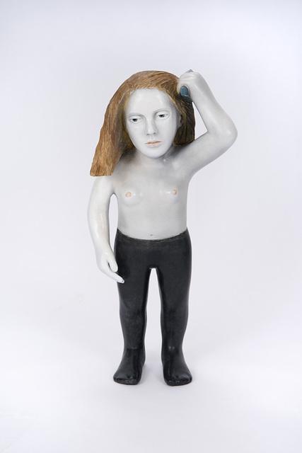 Claudette Schreuders, 'Hair', 2017, Jack Shainman Gallery