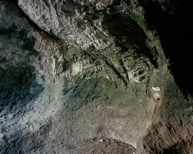 Fabio Barile, 'Limestone cave in the karst plateau of Murge in the Apulia Region, Italy.', 2015, MATÈRIA