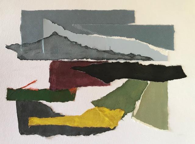 Amy Wynne, 'Collage Eleven', 2019, Flow 305