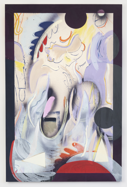 Jesse Willenbring, 'Tiresias, Tour Guide, Homer', 2018, JD Malat Gallery