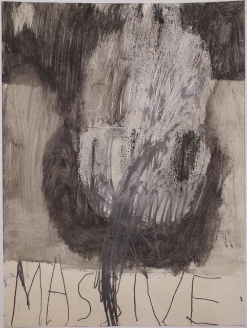 , 'Massive,' 2017, Vardaxoglou