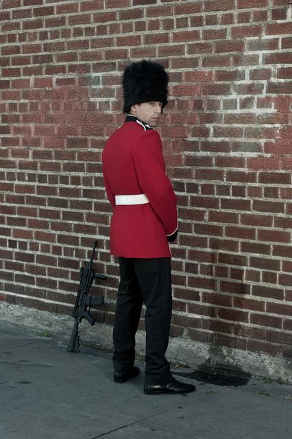 Nick Stern, 'Queen's Guard ', Wallspace